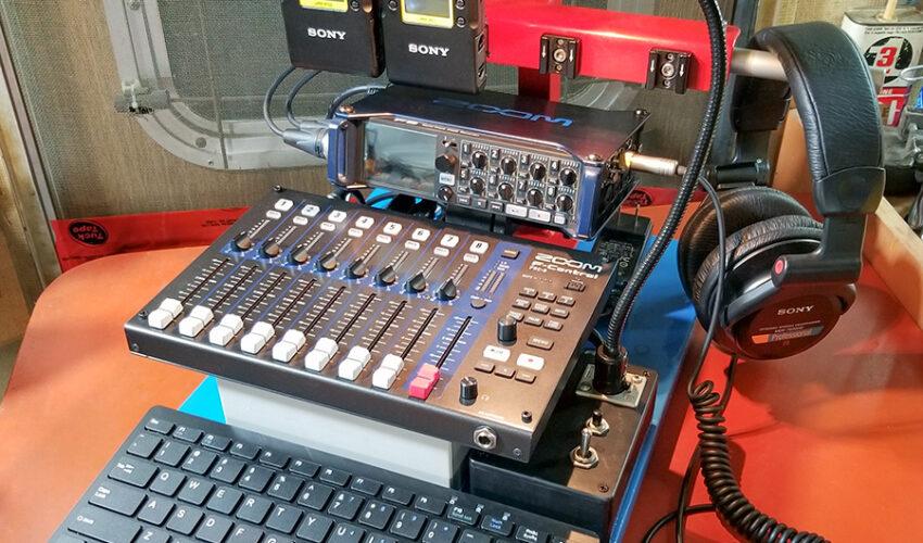 Completed v2 Soundboard.