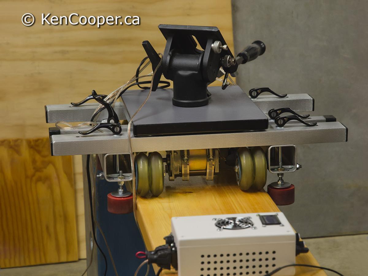 Cooper Slider_#2 + motor