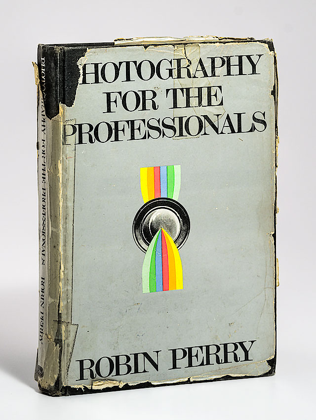 Book: Photography for the Professionals - by Robin Perry.