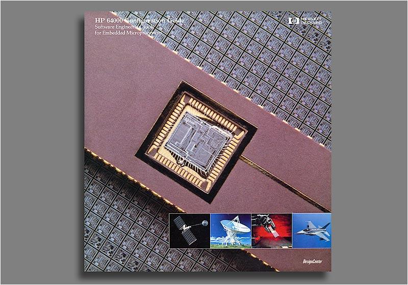 Hewlett Packard brochure.