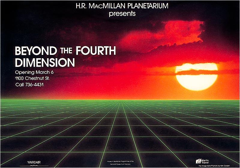 MacMillan Planetarium - poster.